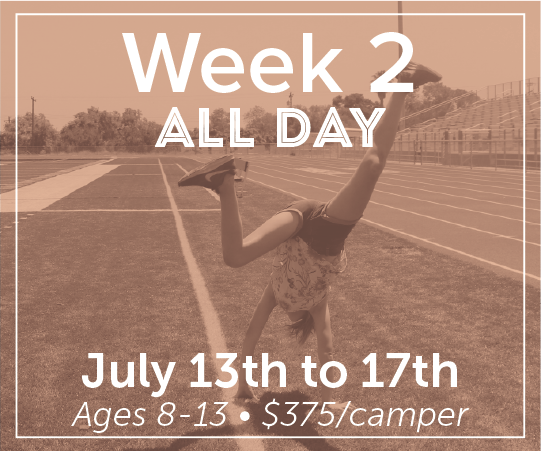 Week 2: All Day Session